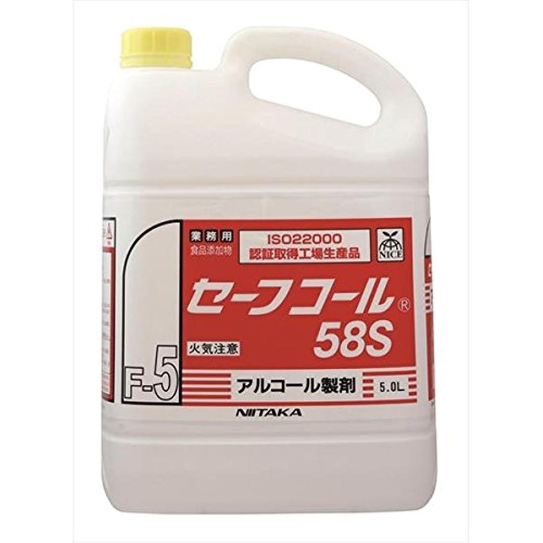 穏やかなバーチャル冷蔵庫ニイタカ:セーフコール58S(F-5) 5L×4 270431