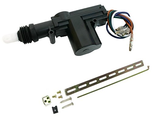A1 ZV Stellmotor Erweiterung Zentralverriegelung Stellmotor 5-polig 12V Universal KFZ + Zubehör Universal Auto ZV Tür KFZ