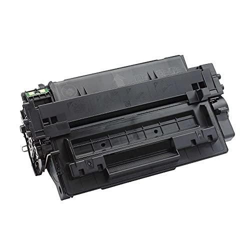 1 Go Inks Cartucho de tóner láser Negro para reemplazar HP CE255A (55A) Compatible/Non-OEM para HP Laserjet Pro Impresoras