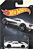 2020 HW Wal-Mart Exclusive White '17 Ford GT Exotics Mix Series 2/6 Die Cast Car