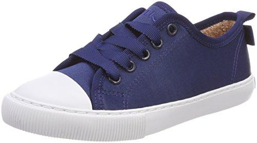 Unisa Mädchen Xenia_PRI Sneaker, Blau (Atlantico), 34 EU