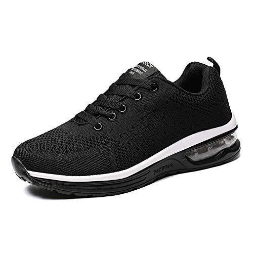 Rotok Herren Damen Sneaker Atmungsaktiv Leichtgewicht Sportschuhe Laufschuhe Wanderschuhe Outdoor Schuhe 36EU-46EU