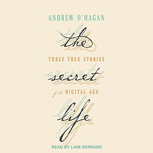 The Secret Life audiobook cover art