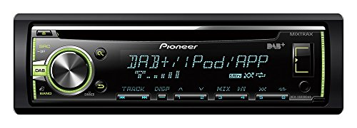 Pioneer auto-stereo met DAB + tuner/USB/AUX