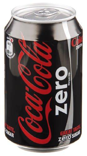 ndt24Coca Cola Zero 33cl latas
