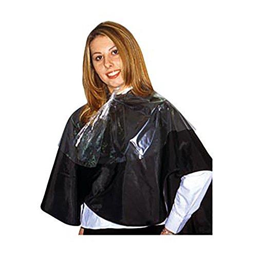 Mezzo - Capas de peluquería desechables (100 unidades)