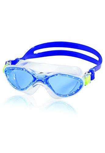 Speedo Unisex-Child Swim Goggles Hydrospex Mask Ages 3 - 6