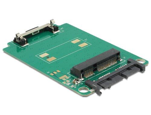 DeLock Converter Micro SATA 16 Pin > mSATA Full Size - Speicher-Controller (mSATA) - SATA 3Gb/s, 6