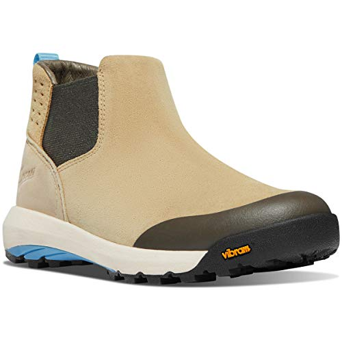 """Danner Women's 64551 Inquire Chelsea 3.5"""" Outdoor Shoe, Mojave/Blue Spark - 10.5 M"""