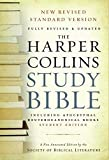 HarperCollins Study Bible...image