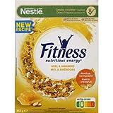 Nestlé Céréales au miel & amandes - La boîte de 355g
