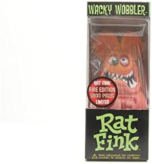 Rat Fink Bobble Head Wacky Wobbler