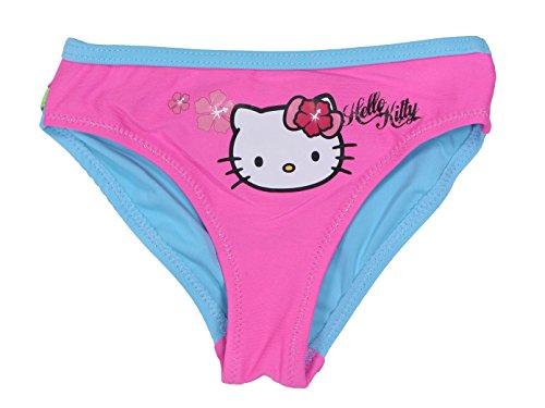 Hello Kitty Official Girls Swimming Bikini 2Years Blue