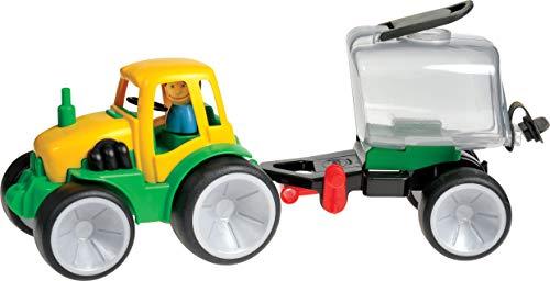Gowi - 561-09 - Jouet D'éveil - Tracteur + Citerne