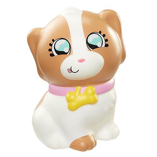 Squishy Jumbo Toy, Squish-Dee-Lish Squishies - Slow Rising Puppy, Soft Kids Squishy Toys