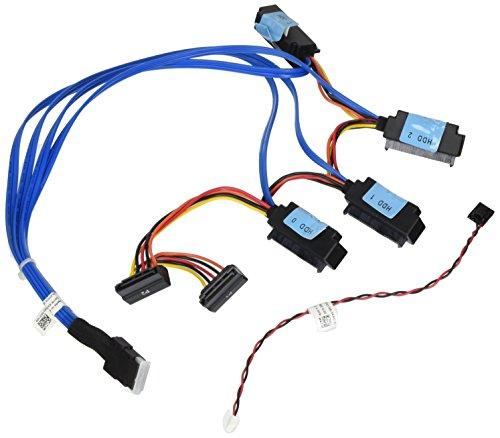 Dell 470-12373 Cable de alimentación Interna - Cables de alimentación Interna (Negro, PowerEdge T110 II FS)