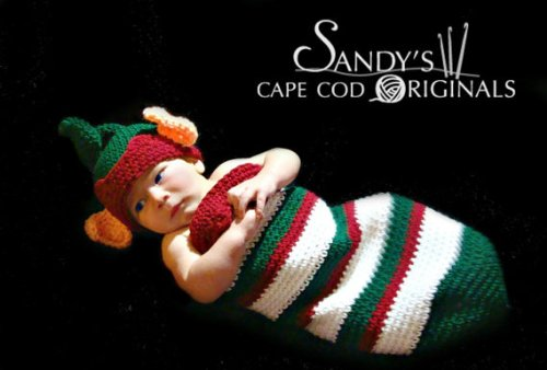 Elf Cocoon Crochet Pattern pdf634