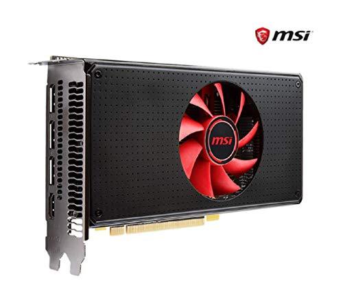2019 MSI Radeon RX 580 DirectX 12 Radeon RX 580 8G V1 8GB 256位GDDR5 PCI Express x16 HDCP准备CrossFireX支持视频卡