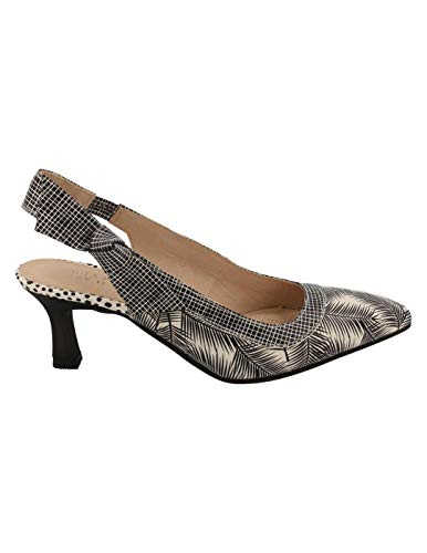 Chaussures femme Hispanitas Paris Noir/Beige - Multicolore - coloris assortis, 37 EU EU