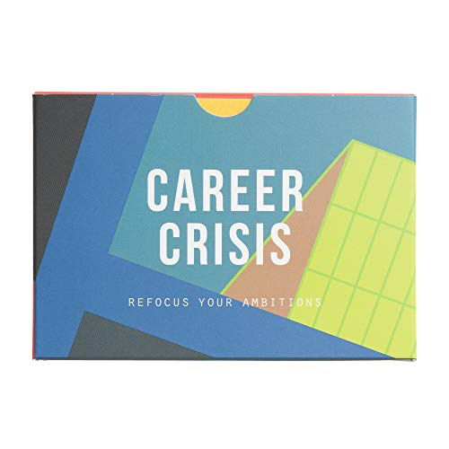 The School of Life - Career Crisis Prompt Cards - Words and Images for Career Guidance