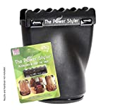 blow dryer attachment conair - The Power Styler Blow Dryer Comb Attachment for Straight, Smooth, Shiny, and Frizz Free Volumized Hair - Attaches to Standard Hair Dryer Nozzles and Gives Professional Salon Results