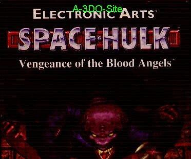 SPACE HULK VENGEANCE OF THE BLOOD ANGELS 海外版(国内本体動作可能)
