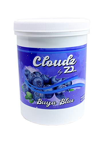 Cloudz by 7Days Buya Blue - Dampfsteine Inhalt: 0,50 kg (1kg / 49,80€)