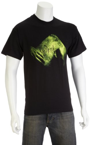 Opeth Herren T-Shirt, Gr. Small, Schwarz