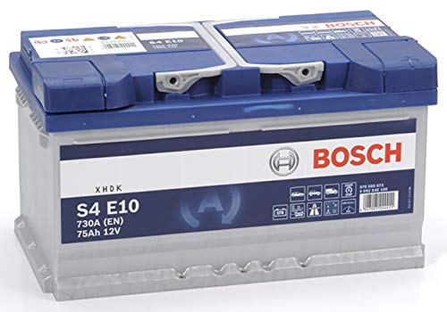 Bosch Automotive 0092S4E100 Batterie EFB 12 V 75 mAh 730 A B13