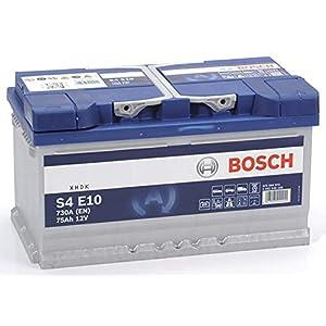 Bosch S4E10 Batería de automóvil 75A/h-730A