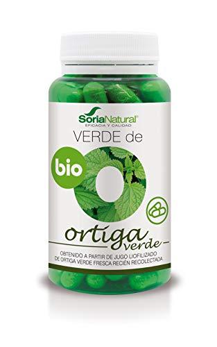 Soria Natural Verde De Ortiga Verde 80Cap. 50 g