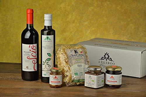Sicily Cooking Box --Idea Gastronomica 2021