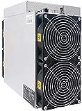 SSRSHDZW Professional Bitcoin Miner, S19 Pro 110T Bitcoin Antminer Miner Incluye PSU Y Cables De Alimentación