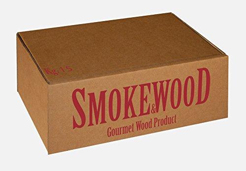 Reber Fumage cippatura pressata en Bois de hêtre pour fumoir, 15 kg, Marron, 11 x 42 x 60 cm