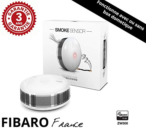 Détecteur de fumée FIBARO