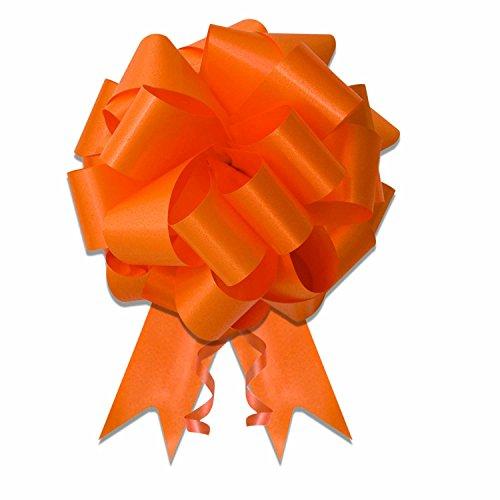 SKD Grad Caps Cutout Graduation School Color 15g Party Confetti Orange