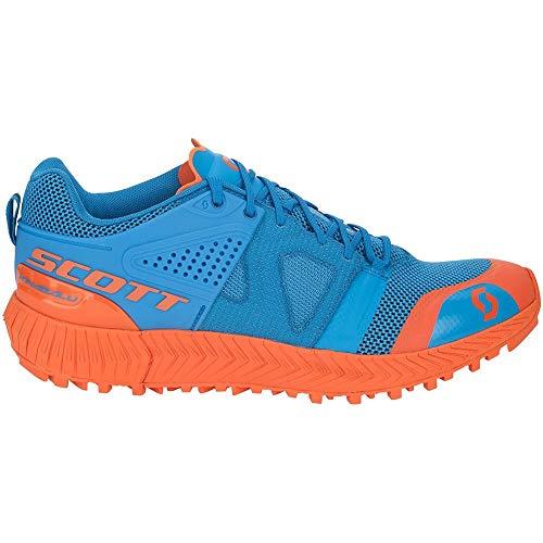 Scott Kinabalu Power Chaussures de course pour homme Bleu/orange Taille 11,5