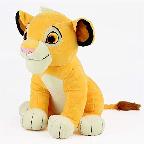 Zzlush gefüllte Spielzeug 26 cm der löwen könig plüsch Spielzeug niedliche Geschenke plüsch gefüllte Tiere Spielzeug Puppe weich gefüllte Simba weiche gefüllte Tiere Puppe Kinder Sommer Geschenke