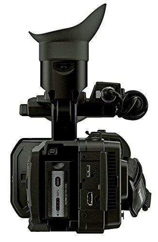 Panasonic AG-UX180 (Steckplatz für Speicherkarten)