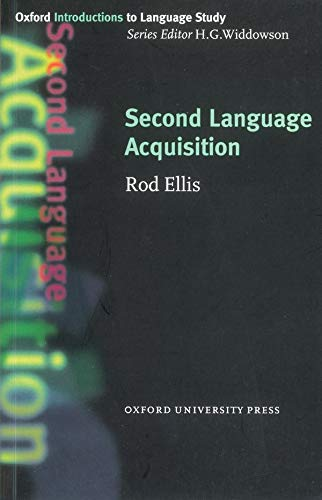 Second Language Acquisition (Oxford Introduction To Language Study Elt) (Oxford Introduction To Language Study Series)の詳細を見る