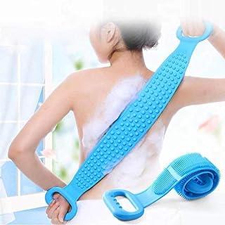 Trìmoto Bath Brush Bathing Belt Body Wash Brush Back Scrubber Body Washer For Dead Skin Removal For Men Women Kids Unisex...