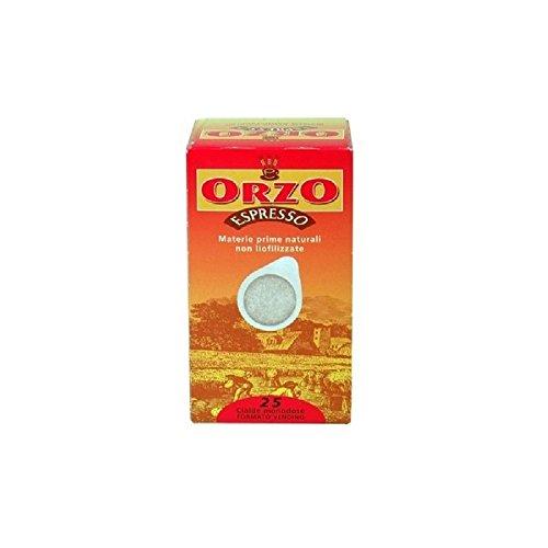 50 CIALDE IN CARTA ORZO ESPRESSO CAFFE MOLINARI ESE 44 MM SOLUBILE