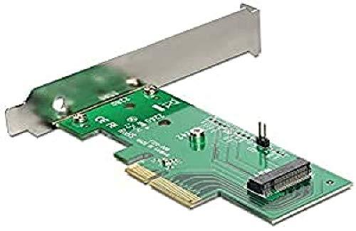 DeLOCK 89370 Interno M.2 scheda di interfaccia e adattatore