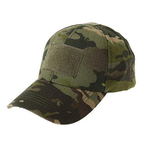 JERKKY Gorra Militar Camuflaje ejército