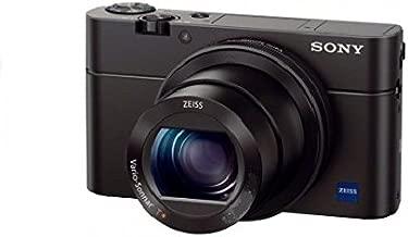 Sony DSC-RX100 - Cámara compacta (Sensor CMOS Exmor R 1.0 de 20.1 MP, F1.8-4.9, zoom 28-100, zoom óptico 3,6x, pantalla LCD de 3