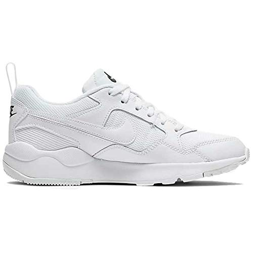 Nike CK4079-100, Sneaker Hombre, Negro/Blanco, 39 EU