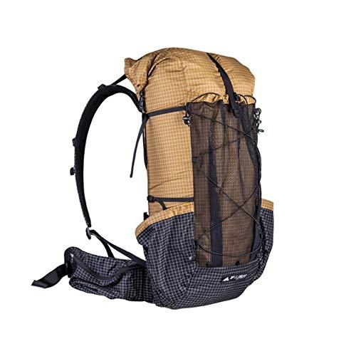 3F UL ZAHNRAD Qi Dian Pro Wanderrucksack Ultraleicht Camping Pack Reiserucksack Trekking Rucksäcke 46 + 10L