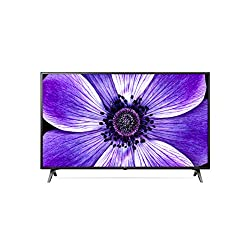 LG 49UN71006LB 123 cm (49 Zoll) UHD Fernseher (4K, Triple Tuner (DVB-T2/T,-C,-S2/S), Active HDR, 50 Hz, Smart TV) [Modelljahr 2020]