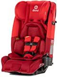 Diono Radian 3RXT All-in-One Convertible Car Seat, Red