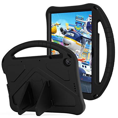Funda para tablet Huawei MatePad T10s de 10.1 pulgadas 2020 AGS3-L09/AGS3-W09 para niños – Funda de soporte de goma EVA ligera y duradera para Huawei MatePad T10s de 10.1 pulgadas